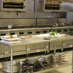 מטבח של מסעדה